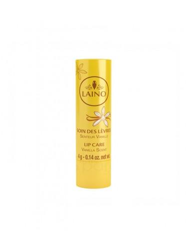 Laino - LAINO Soin des lèvres fragilisées goût vanille 4g