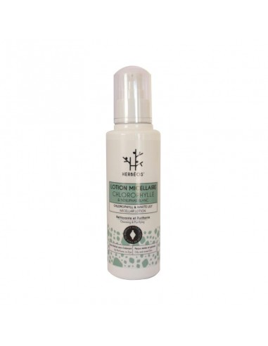 Herbèos - Lotion micellaire pour peaux grasses - Herbeos