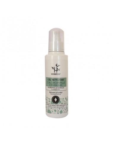 Herbèos - Gel nettoyant pour peaux grasses - Herbeos
