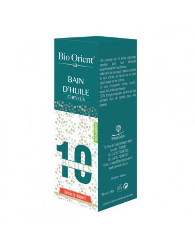 Bio orient - Bain d'huiles cheveux - Bio orient