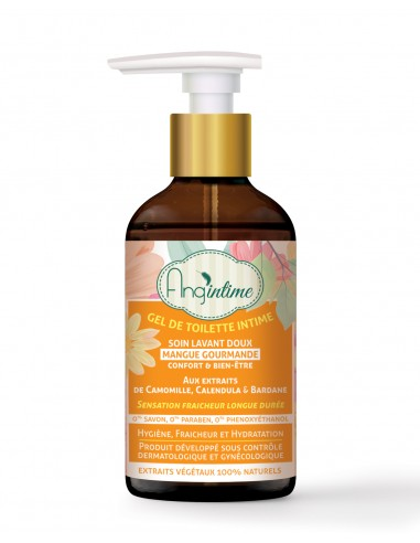 Prosmetic's - Gel intime Mangue Gourmande - Prosmetics