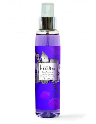 Prosmetic's - Brume corps et cheveux rose de damas et patchouli - Prosmetics