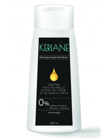 Prosmetic's - Shampooing Keriane cheveux gras - Prosmetics