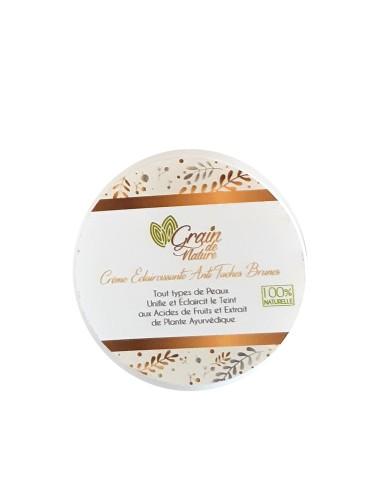 Laboratoire Grain De Nature - Crème éclaircissante anti taches brunes - GraindeNature