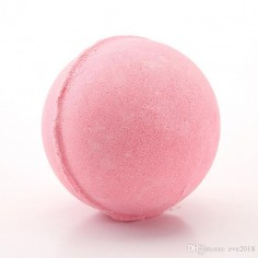 Eva Beauty - Bombe de Bain Rose - Evabeauty