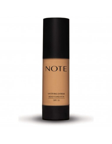 NOTE - NOTE_ FOUNDATION MATTIFYING EXTREME WEAR SPF15