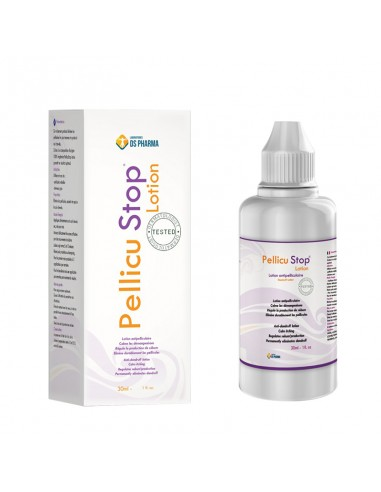 DS Pharma - Pellicustop Lotion anti-pelliculaire - 30ml