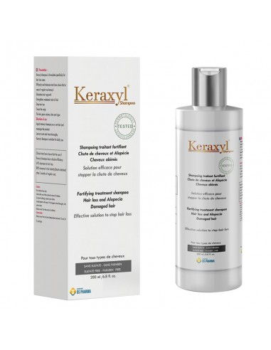 DS Pharma - Keraxyl Shampoing anti-chute - 200 ml