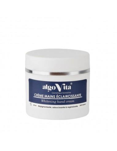 AlgoVita - Crème mains éclaircissante SPF 20 - Algovita