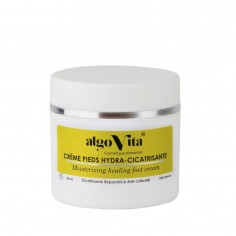AlgoVita - Crème pieds hydra-cicatrisante - Algovita