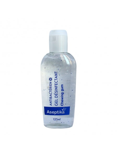 Aseptika - Gel antibactérien CHEWING GUM - Aseptika