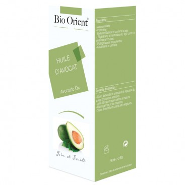 Bio orient - Huile d'Avocat 90 ml - Bio orient