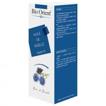 Bio orient - Huile de Nigelle 90 ml (حبة البركة) - Bio orient