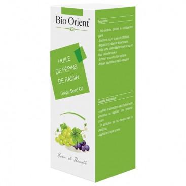 Bio orient - Huile de Pépins de Raisin 90 ml - Bio orient