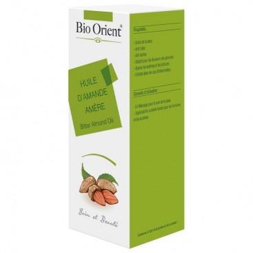 Bio orient - Huile d'Amande Amère 90 ml - Bio orient