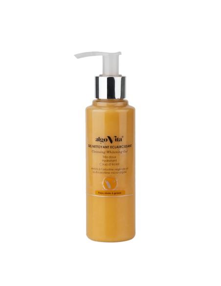 AlgoVita - Gel nettoyant éclaircissant peaux mixte à grasse - Algovita