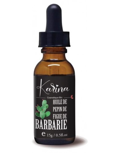 Karina - Huile de pepin de figue de barbarie BIO 15ml - Karina
