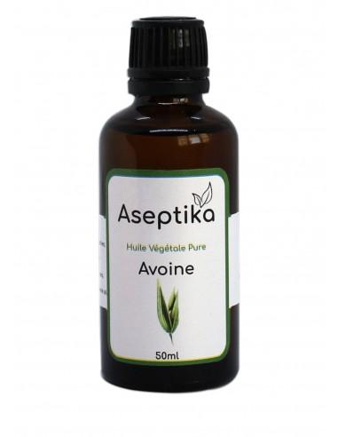 Aseptika - Huile végétale pure d'avoine 50ml - Aseptika