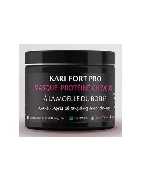 Karina - Kari Fort Pro Masque cheveux gras et mixtes - Karina