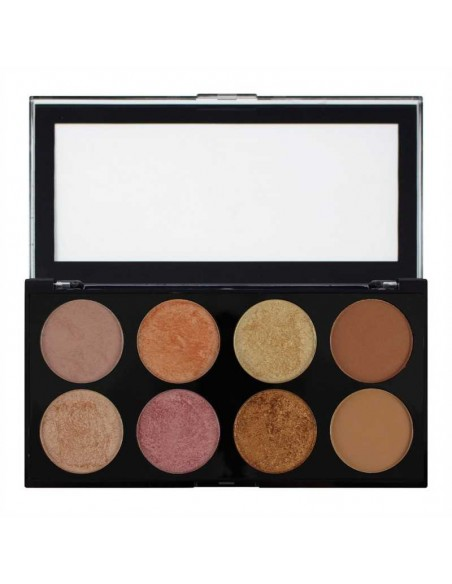"Revolution - REVOLUTION - PALETTE ULTRA BLUSH ""GOLDEN SUGAR 2"""