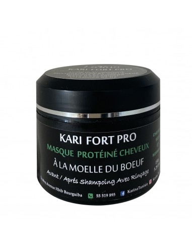 Karina - Kari Fort Pro masque cheveux secs et normaux - Karina