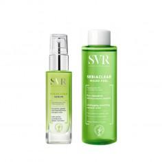 SVR - SVR Sebiaclear Serum + SEBIACLEAR Micro Peel