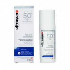Ultrasun - ULTRASUN Face SPF50+ Anti-Pigmentation 40ML