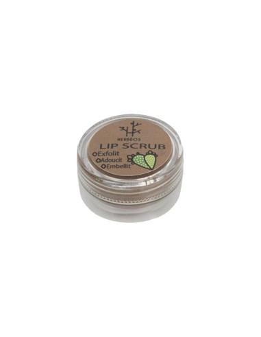 Herbèos - Gommage à Lèvres Poudre De Figue De Barbarie Miel 10 g - Herbeos