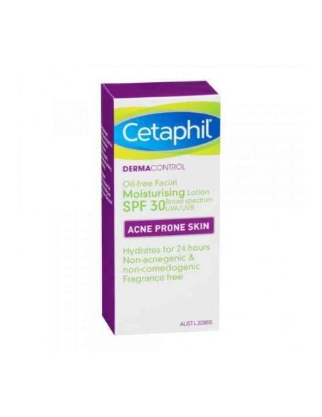 Cetaphil - CETAPHIL DERMACONTROL LOTION HYDRATANTE SPF30 120ML
