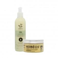 Herbèos - Routine cheveux - Herbeos