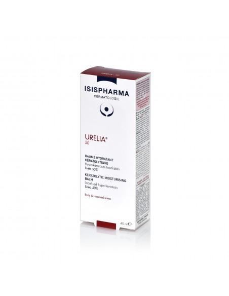 Isis Pharma - ISISPHARMA URELIA 50 Baume hydratant kératolytique