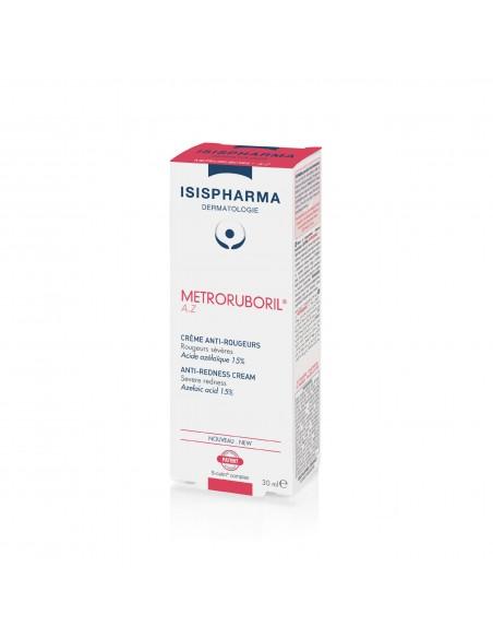 Isis Pharma - ISISPHARMA RUBORIL Metroruboril A.Z Crème anti-rougeurs