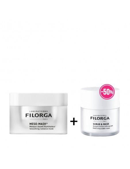 FILORGA - FILORGA MESO MASK + FILORGA Scrub & Mask -50%