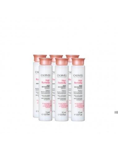 Brasil Cacau-Cadiveu - Cadiveu Soin profond Hair Remedy 6 Flacons de 15 ml