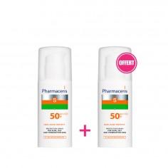 Pharmaceris - Pharmaceris coffret 2X S SUN PEAUX A IMPERFECTIONS 50ML