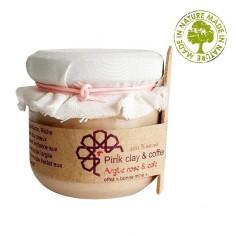 Eva Beauty - Masque argile rose et huile de carotte - Evabeauty