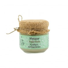 Ma douce nature - Masque argile verte - Ma douce nature