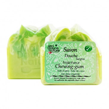 Ma douce nature - Savon douche chewing gum - Ma douce nature