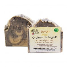 Ma douce nature - savon nigelle miel - Ma douce nature
