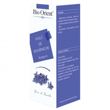 Bio orient - Huile de Bourrache 10 ml - Bio orient