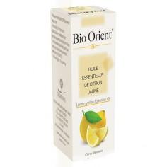 Bio orient - H.E de Citron Jaune 10 ml - Bio orient