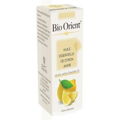 Huile Essentielle de Citron Jaune