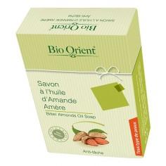Bio orient - Savon à l'Huile d'Amande Amère - Bio orient