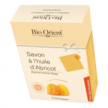 Bio orient - Savon à l'Huile d'Abricot - Bio orient